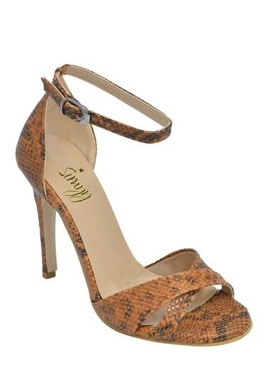 Simyy Ayakkabı Taba